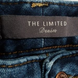 The Limited Jeans - The Limited Straight Jeans